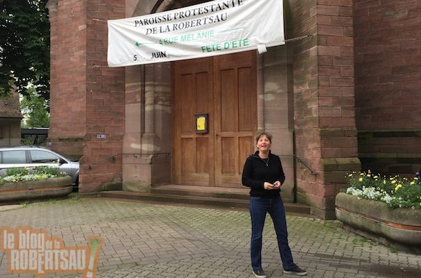 [Rencontre] Monika Garruchet, retour sur 16 ans de présence à la Robertsau