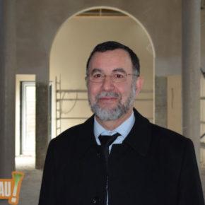 Chaïb Choukri président de la grande mosquée de Strasbourg