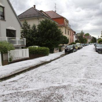 Orage sur la Robertsau (MAJ)