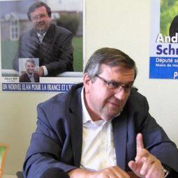 Mariage pour tous : André Schneider pris en flagrant délit de girouette