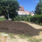 Jardin participatif : ça commence à prendre forme