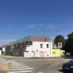 Les logements SIBAR et le CMS  : le chantier touche à sa fin.