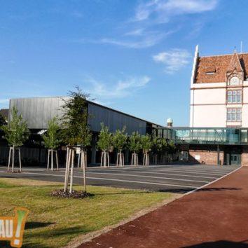Le collège de la Robertsau ouvre ses portes