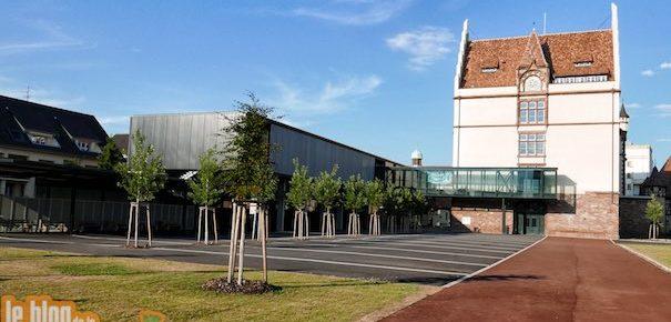 Inauguration du collège Jules Hoffmann le 18 octobre