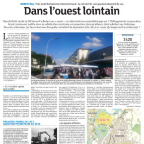 DNA : la Cité de l'Ill fait-elle partie de la Robertsau