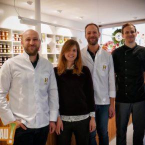 Henner frères : la chocolaterie primée