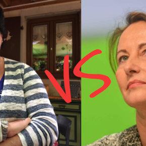 Sylvaine VS Ségolène : qui a gagné à votre avis ?