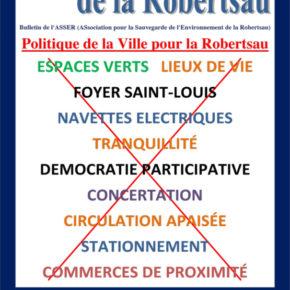 Gazette de la Robertsau - Décembre 2016