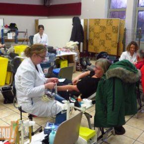 Don du sang à l'Escale : une belle opération à renouveler
