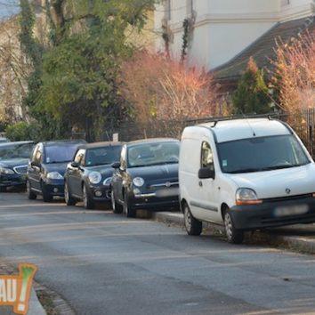 Rue du Parc : les écoliers sont interdits de trottoir !