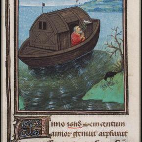 Les représentations des patriarches Noé et Abraham et du prophète Moïse dans l'art