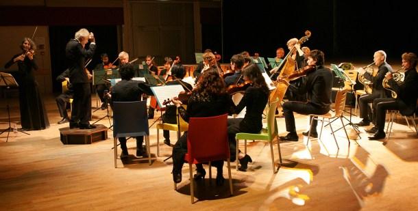 """Ensemble instrumental Volutes : """"De l'héritage… à l'émancipation"""""""