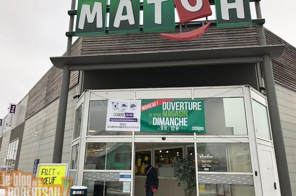 Défiant la nouvelle directive de la ville, Match Robertsau a ouvert dimanche 8 janvier