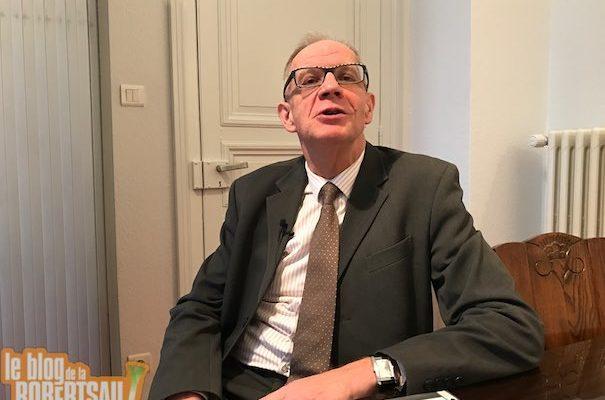 Rencontre : Philippe Gunter, pasteur intérimaire de la Robertsau