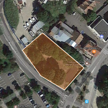 40 logements Habitation Moderne : à l'entrée de la Robertsau ?