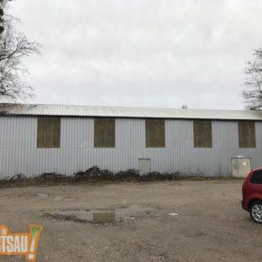 Le magasin d'usine de LANA déménage