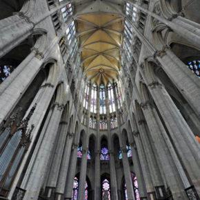 La bible dans l'art : La cathédrale et la Basse-Œuvre de Beauvais