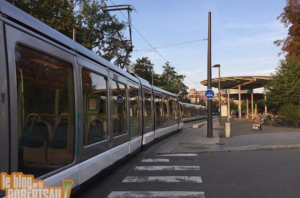 Stammtisch sur les travaux du tram