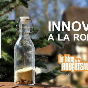 Innovation à la Robertsau : l'authentique et véritable tarte flambée alsacienne en poudre