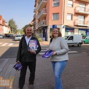 Campagne présidentielle à la Robertsau