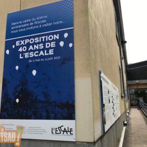 L'expo des 40 ans de l'Escale