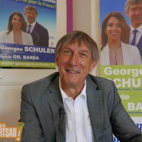 [Législatives 2017] Georges Schuler - Les Républicains - UDI