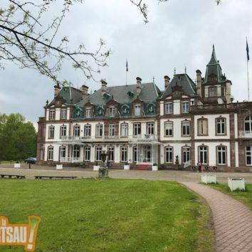 L'hôtel du château de Pourtalès s'agrandit