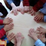 La crèche parentale La Petite Table Ronde fête l'été !