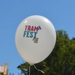 Tramfest : deux jours d'optimisme