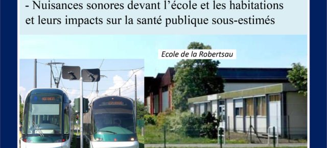 La Gazette de la Robertsau : Haro sur le tram