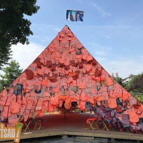 La tente VVESTLIFE de KUNSTrePUBLIK à découvrir chez Apollonia