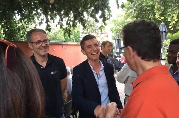 Bruno Studer nouveau député de la 3° circonscription