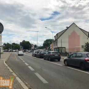 Travaux rue de l'Ill jusqu'à début septembre (MAJ)