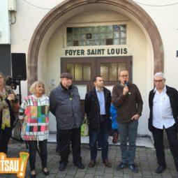 Foyer St Louis : le Collectif écrit au maire de Strasbourg