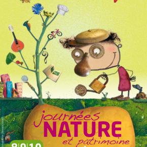 Journée nature et patrimoine au CINE de Bussierre