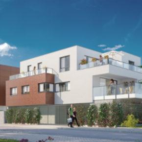 Un collectif de 8 appartements remplace une maison rue Kempf