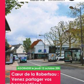 L'Écho de la Robertsau 265 : le journal de votre quartier par l'ADIR