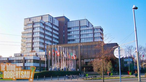 Dernier conseil municipal de Roland Ries : Strasbourg libérée, délivrée…