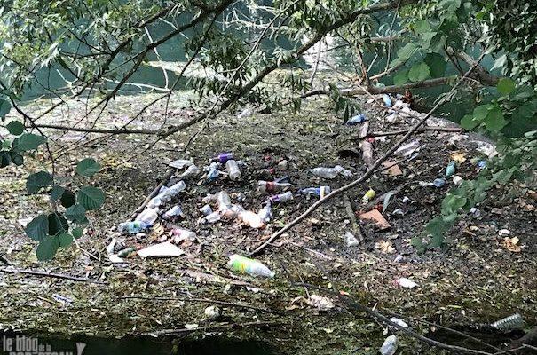 Voilà où finissent vos bouteilles plastiques… et c'est moche !