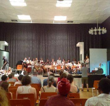 C'est la rentrée du Centre d'Éducation Musicale et Culturel de la Robertsau