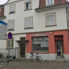 Tiens tiens... un nouveau restaurant route de la Wantzenau ?