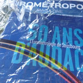 Déchets non recyclables: l'Eurométropole donne le mauvais exemple