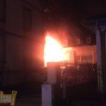 Incendie rue des Jardiniers (MAJ)