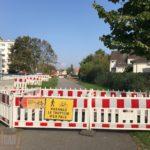 Travaux du tram E : qui peut dire à l'Eurométropole que les piétons et les cyclistes ne volent pas ?