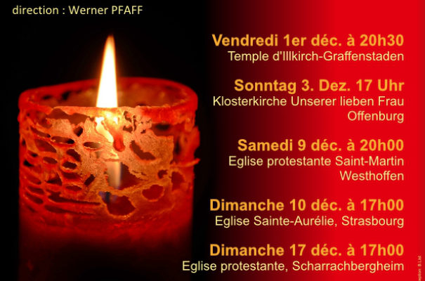 Concerts de Noël de l'ensemble Allegro