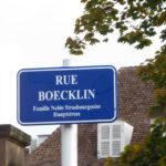 Quiz : la rue Boecklin est-elle « bicycle friendly » ?