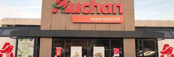 Auchan Supermarché Strasbourg Robertsau