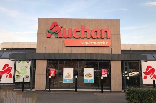 Simply Market s'est métamorphosé en Auchan