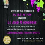 Beaujolais nouveau : la Robertsau en mode fête