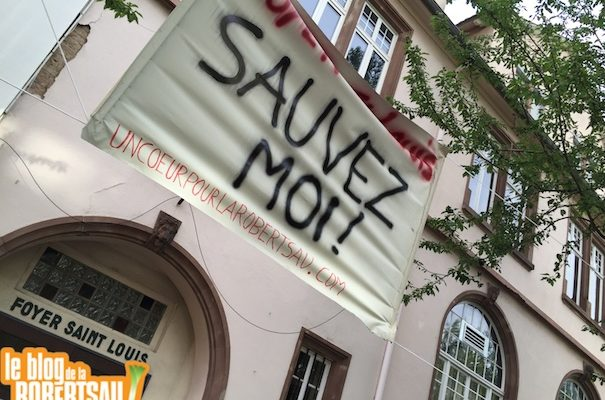 Foyer Saint-Louis, la mobilisation continue: appel aux dons!